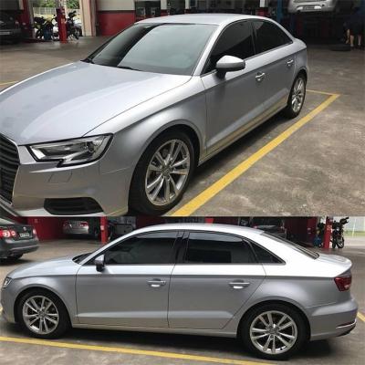 Audi A3 com molas esportivas Eibach